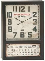 Maurice Calendar Wall Clock
