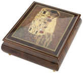 Ercolano NEW The Kiss Large Musical Jewellery Box