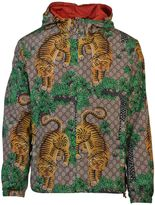 Gucci Bengal Print Nylon Jacket