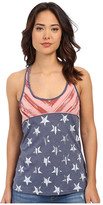 Roper 0227 Heather Jersey Pieced Tank Top