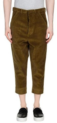 C.Y.H. CLAP YOUR HAND 3/4-length trousers