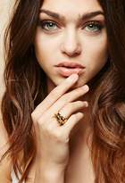 Forever 21 Amber Sceats Metal Alexia Ring