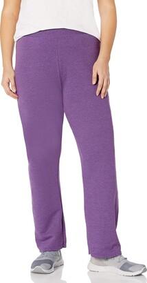Just My Size Women's Plus-Size Petite Length Fleece Pant