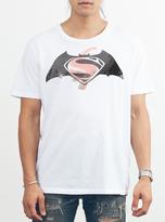 Junk Food Clothing Batman V Superman Tee