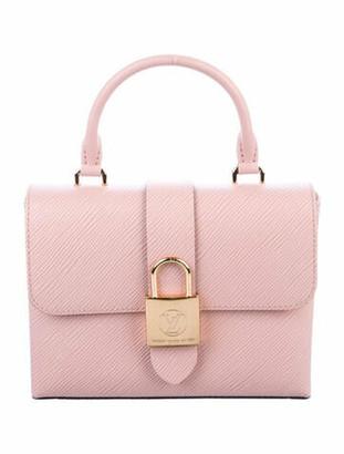 Louis Vuitton 2019 Epi Locky BB Rose