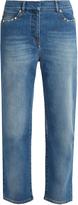 Valentino Rockstud Untitled #6 high-rise boyfriend jeans