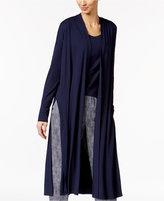 Eileen Fisher Lightweight Jersey Kimono Cardigan