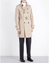 MACKINTOSH Classic cotton trench coat