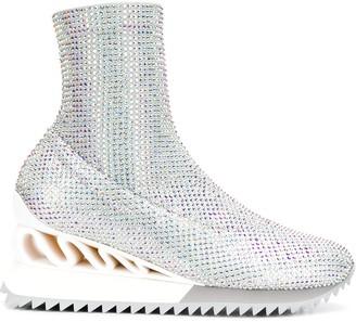Le Silla Queen Burma sneaker boots