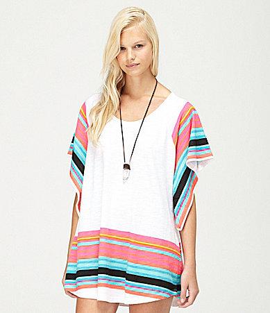 Roxy Beach Blanket Coverup Dress