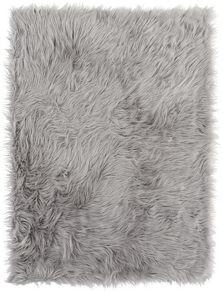 Pottery Barn Teen Furrific Faux-Fur Throws