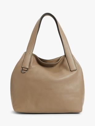 Coccinelle Mila Grain Leather Shopper Bag