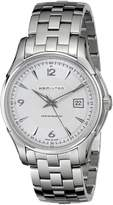 Hamilton Men's H32515155 Jazzmaster Viewmatic Dial Watch