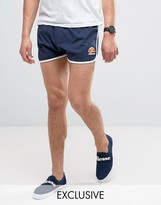 Ellesse Retro Shorts With Small Logo
