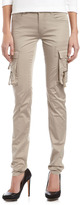 L.A.M.B. Skinny Cargo Pants, Tan