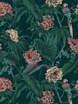 House Of Hackney Paradisa Spruce Green Wallpaper