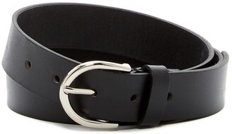 Linea Pelle Leather Classic Core Belt
