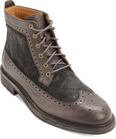 Polo Ralph Lauren Men's Nickson Wingtip Boots