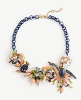 Ann Taylor Bird Statement Necklace