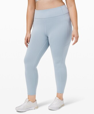 Lululemon Invigorate High-Rise Tight 25""