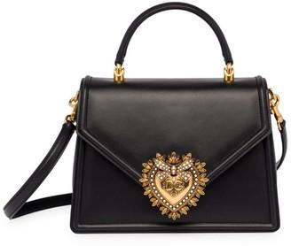 Dolce & Gabbana Devotion Envelope Top Handle Bag