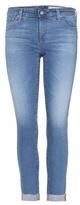 AG Jeans Stilt Roll-up Cropped Denim Jeans