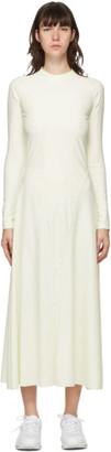 GmbH SSENSE Exclusive White Elif Dress