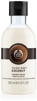 The Body Shop Coconut Oil Shower Cream