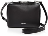 DKNY Soft Pebble Mini Box Shoulder Bag