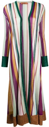 Missoni Knitted Stripe Cardigan