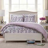 Watercolor Trellis Reversible Comforter Set