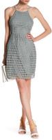 Romeo & Juliet Couture Woven Sleeveless Crochet Lace Dress