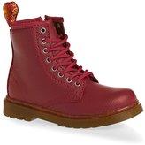 Dr. Martens Junior Delaney Pebble Boots