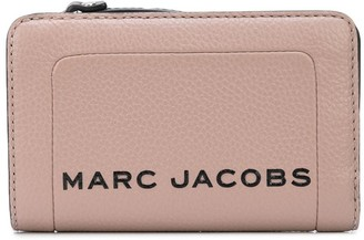 Marc Jacobs The Textured Box compact wallet
