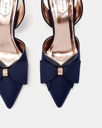 Ted Baker AIDELAS Bow detail sling back court