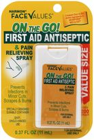 Harmon Face ValuesTM .37 oz. On The Go First Aid Antiseptic Spray