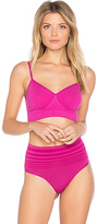 Yummie by Heather Thomson Audrey Seamless Day Bra in Fuchsia. - size S/M (also in )