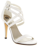 Michael Antonio Rixy Double Strap Heeled Sandal