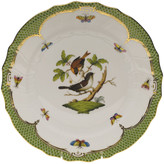 Herend Rothschild Bird Dinner Plate #4