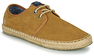 Pepe Jeans TOURIST BASIC 4.2 men's Espadrilles / Casual Shoes in Yellow