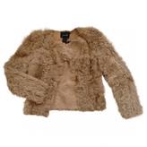 Isabel Marant Short Fur Jacket