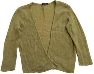 Scaglione Green Cashmere Knitwear for Women