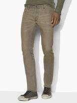 John Varvatos Wight Coated Stretch Jean