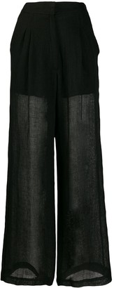 Le Kasha Sohag high waisted trousers