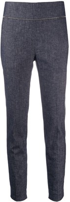 Fabiana Filippi High Rise Skinny Fit Trousers