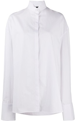 Haider Ackermann Oversized Fit Shirt