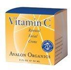Avalon Vitamin C Skin Care Vitamin C Renewal Facial Crème 2 fl. oz. (a) - 2pc