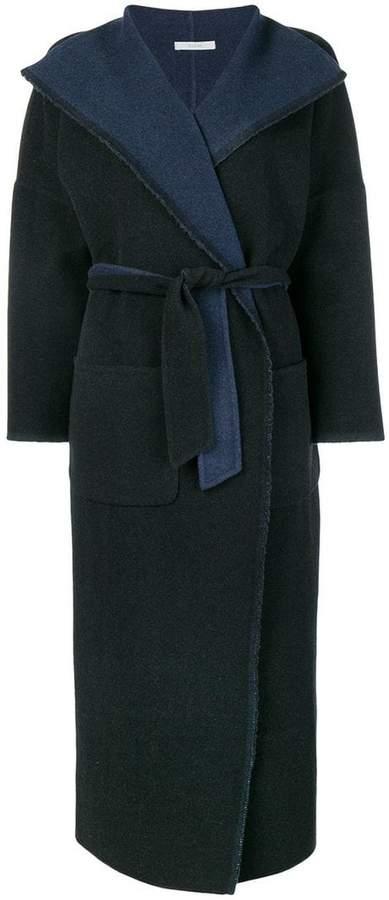 Dusan belted coat