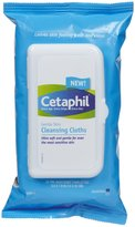 Cetaphil Gentle Skin Cleansing Cloths, 25 ct
