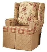Sure Fit Lexington T-Cushion Wingback Slipcover